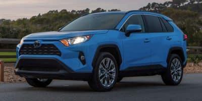 NEW 2021 Toyota Rav4 LE Gas AWD