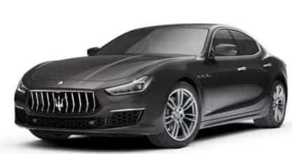 2020 Maserati Ghibli S Trim Model Information | Maserati of Naperville