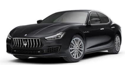 2020 Maserati Ghibli Trim Model Information | Maserati of Naperville