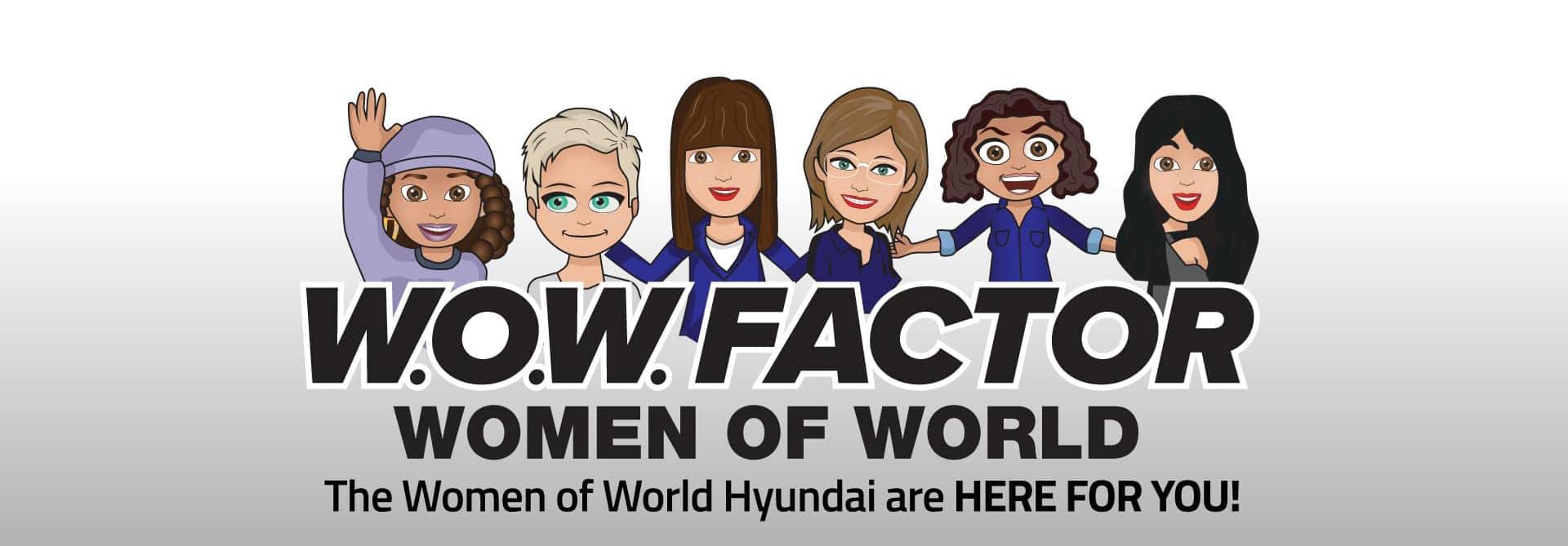 Women of World 1920×669