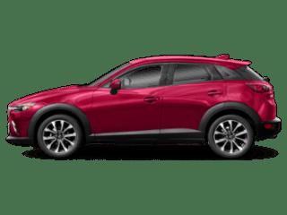2019 Mazda CX 3 side