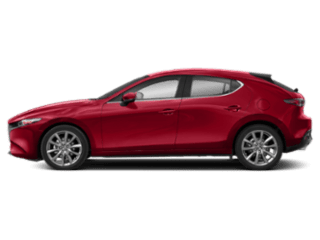 2020 Mazda Mazda 3 Hatchback side