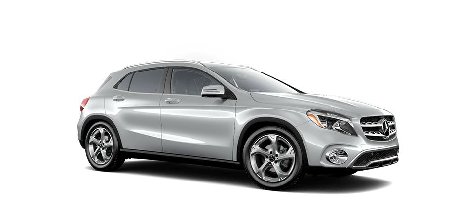 2020 GLA 250 4MATIC SUV - Starting at $43,600