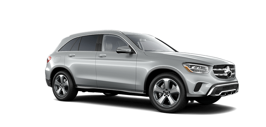2020 GLC 300 4MATIC SUV - Starting at 48 800 $