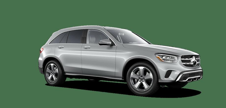 2021 GLC 300 4MATIC SUV - Starting at $49,900*