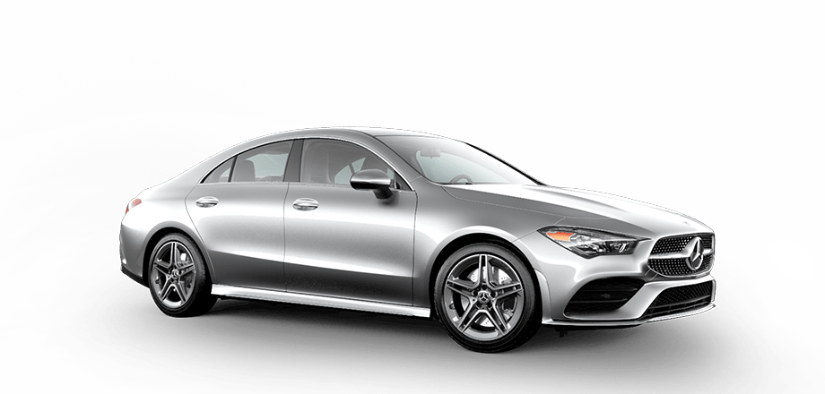 2021 CLA 250 4MATIC Coupe Starting at $43,600