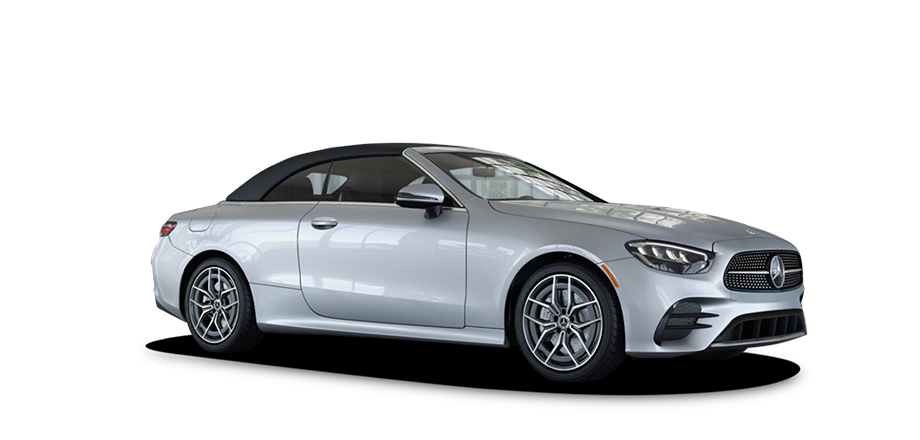 2021 E 450 4MATIC Cabriolet Starting at $88,900