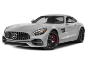 2019 Mercedes-Benz AMG GT angled