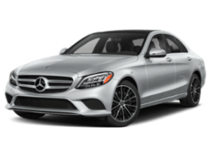 2019 Mercedes-Benz C-Class Sedan angled