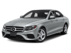 2019 Mercedes-Benz E-Class Sedan angled