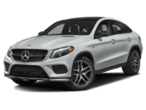 2019 Mercedes-Benz GLE Coupe angled