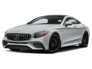 2019 Mercedes-Benz S-Class Coupe angled