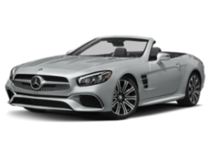 2019 Mercedes-Benz SL Roadster angled