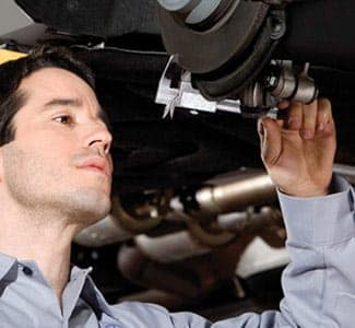service worker adjusting part
