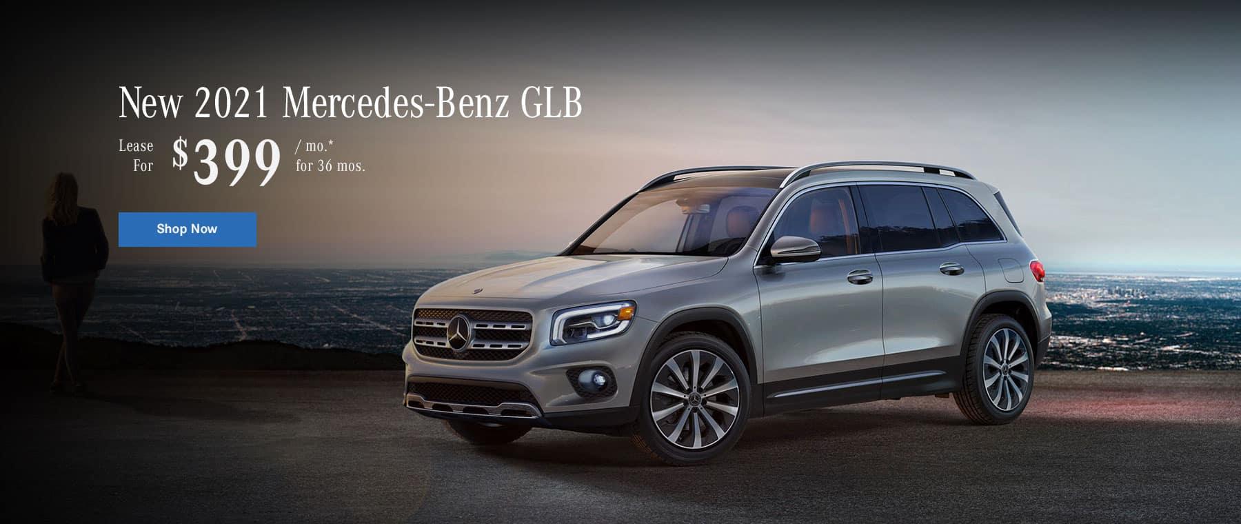 New 2021 Mercedes-Benz GLB