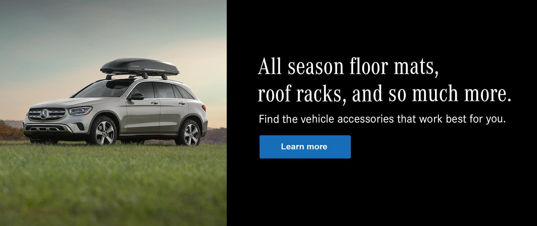 Mercedes-Benz of Hampton Mercedes Genuine Accessories