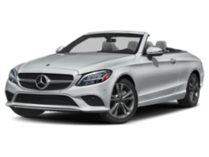 2019 Mercedes-Benz C-Class Cabriolet angled