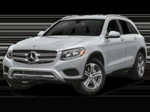 2019 Mercedes-Benz GLC angled