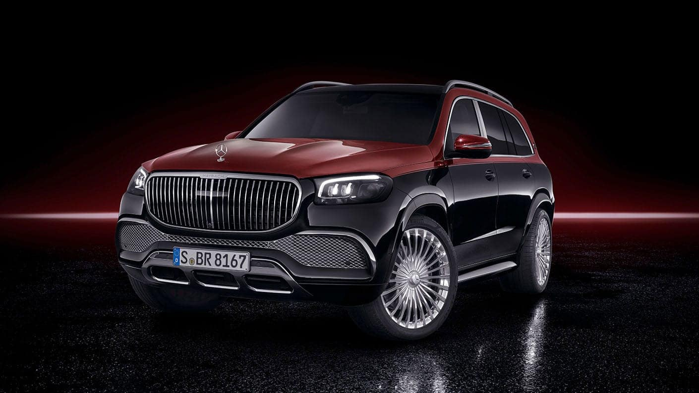 Reserve Your 2021 Mercedes-Maybach GLS SUV Today