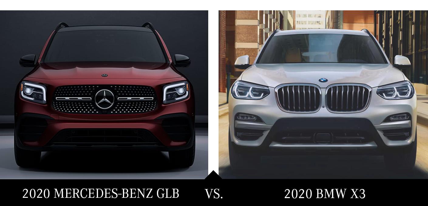 2020 Mercedes-Benz GLB Technology Features