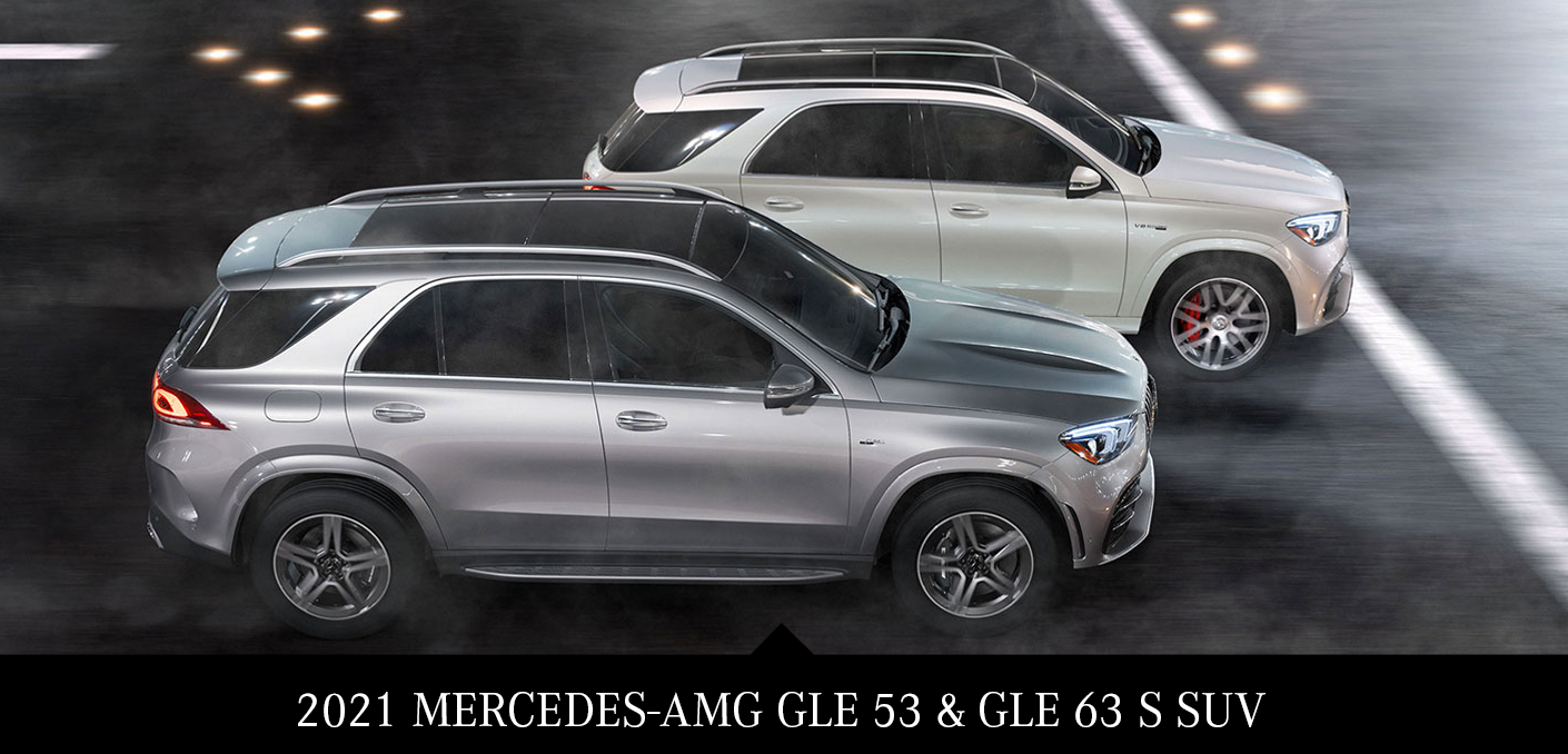 All New 2021 Mercedes Amg Gle 53 And Mercedes Amg Gle 63 S Mercedes Benz Of Orland Park