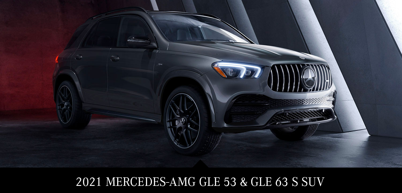Mercedes-AMG GLE 63 S and Mercedes-AMG GLE 53 SUV Performance