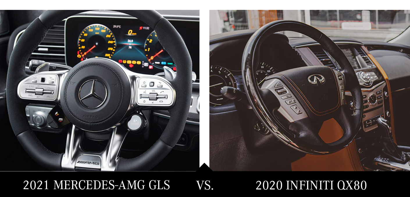 New 2021 Mercedes-AMG GLS