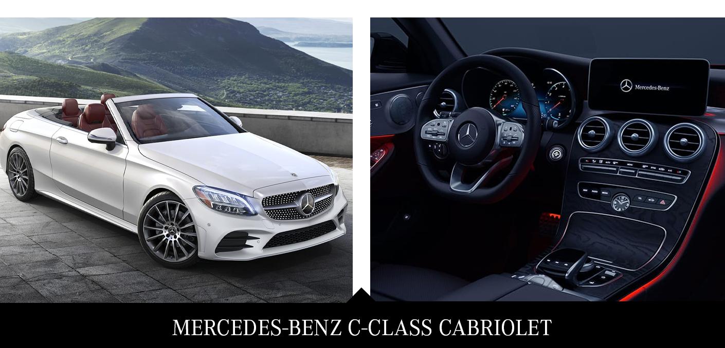 4. 2020 Mercedes C-Class Cabriolet