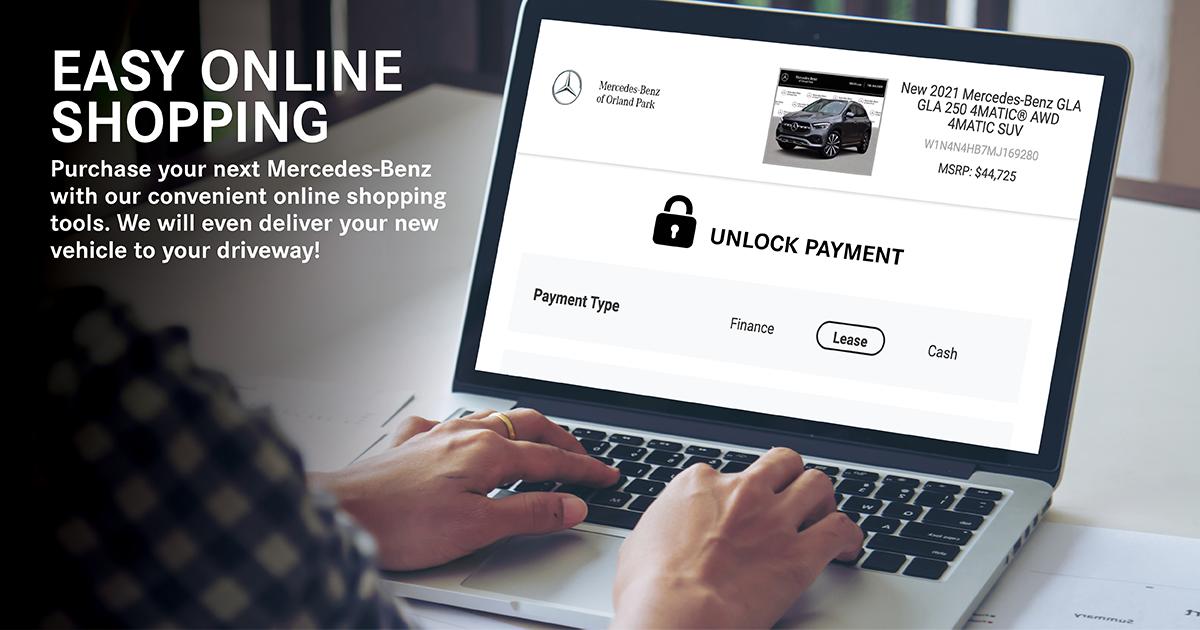 Mercedes-Benz of Orland Park Online Car Shopping