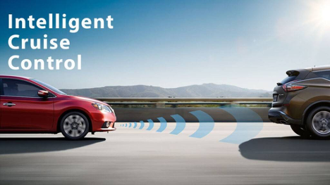 Intelligent Cruise Control technology Midway Nissan