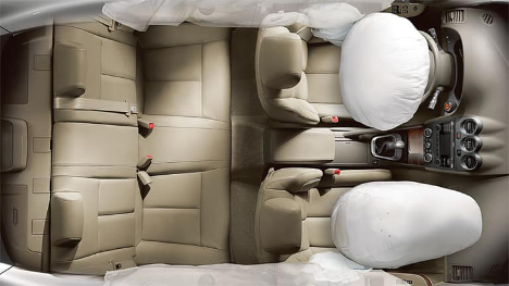 Nissan Advanced AirBag System at Midway Nissan