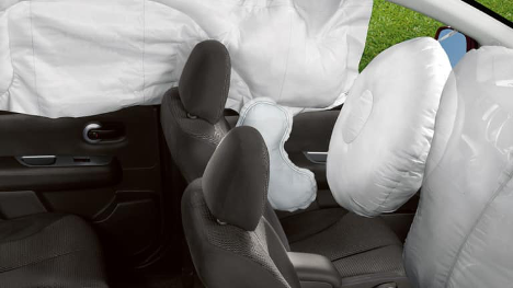 Front Seat-Mounted Side-Impact Supplemental AirBag at Midway Nissan