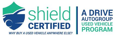 Drive Autogroup Shield Certified Used Vehicle Program