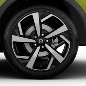 Nissan Qasqahi tire
