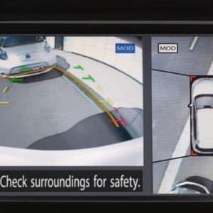 Rogue Monitoring Screen Interior