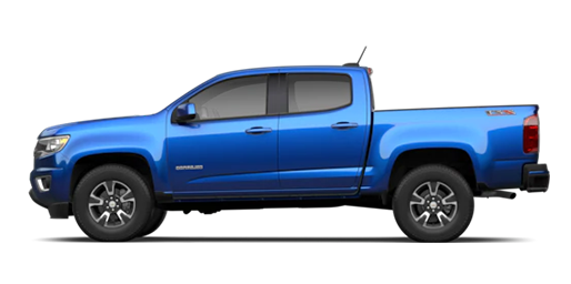 New 2021 Chevy Colorado lease deals at San Diego Chevrolet dealership near National City