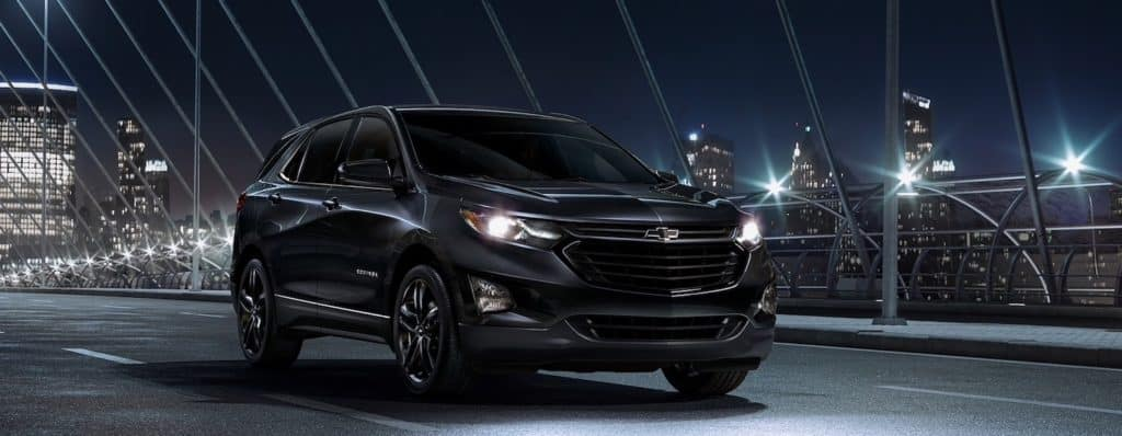 2020 Chevrolet Equinox SUV for sale at Mission Bay Chevrolet
