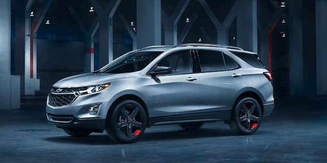 2020 Chevrolet Equinox Redline Edition