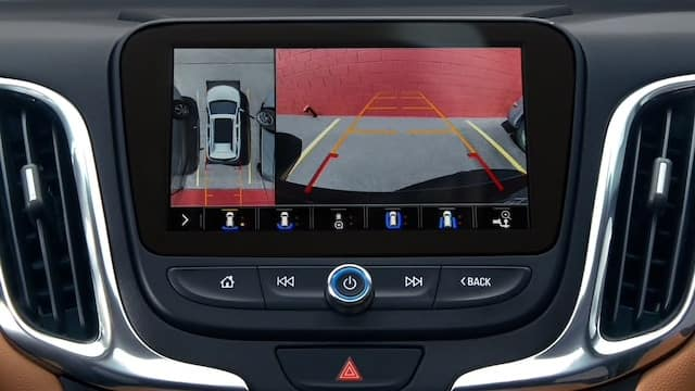 2020 Chevrolet Equinox Available High-Definition Surround Vision
