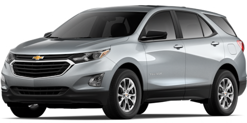 2020 Chevrolet Equinox L model for sale near Chula Vista