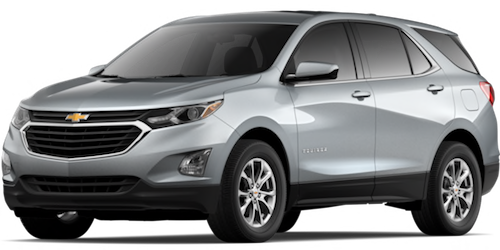2020 Chevrolet Equinox LT model for sale near El Cajon