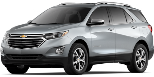 2020 Chevrolet Equinox Premier model for sale near National City