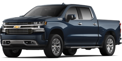 New 2020 Chevy Silverado 1500 Truck For Sale | Mission Bay ...