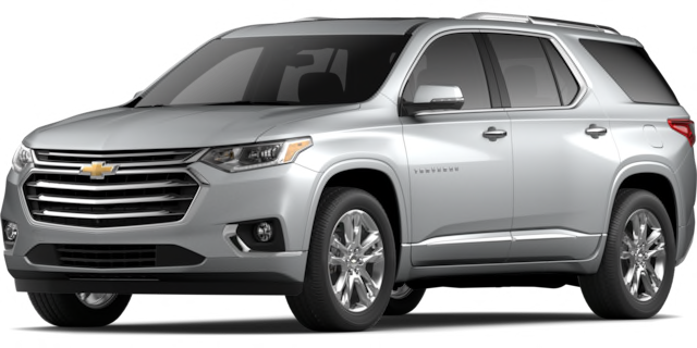 2020 Chevy Traverse High Country model suv for sale at San Diego Chevrolet dealership near La Mesa