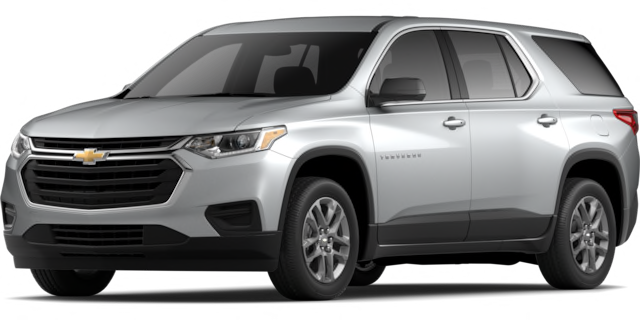 2020 Chevy Traverse L model suv for sale at San Diego Chevrolet dealership near Chula Vista