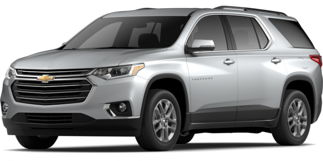 2020 Chevy Traverse LT Cloth model suv for sale at San Diego Chevrolet dealership near El Cajon
