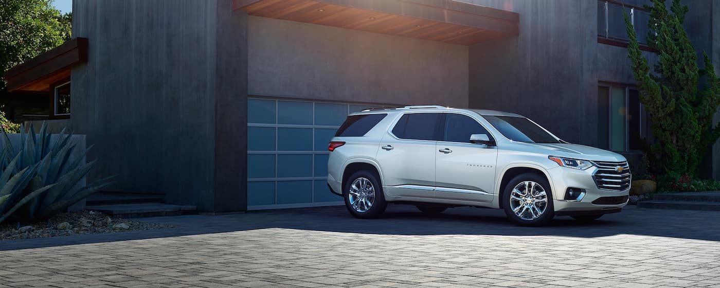 2020 Chevy Traverse suv for sale at Mission Bay Chevrolet in San Diego