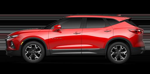 New 2021 Chevy Blazer lease deals at San Diego Chevrolet dealership near Chula Vista