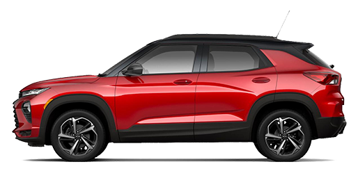 New 2021 Chevy Trailblazer lease deals at San Diego Chevrolet dealership near Chula Vista