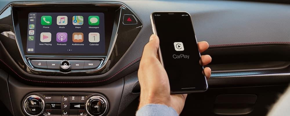 2021 Chevrolet Trailblazer Apple CarPlay